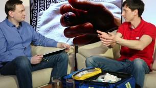 Video: Jānis Kaupe par traumām, asinīm, uzvarām sporta ārsta darbā