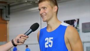 Video: LU basketbolisti jauno treneru vadībā gatavojas LBL sezonai