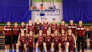 Video: Tiešraide: EČ U16 puiši plkst.21:15: Latvija - Zviedrija (15.08.2016, 1.kārta)