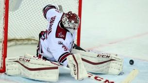 Video: KHL nedēļas atvairījumos arī Sedlāčeks un Kalniņš