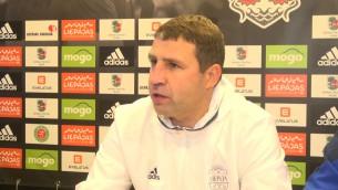 """Video: Dobrecovs: """"Lēmumu par aiziešanu biju pieņēmis jau iepriekš"""""""