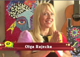 """Video: """"Vairāk dodiet, un viss nāks atpakaļ'"""":intervija ar dziedātāju Olgu Rajecku"""