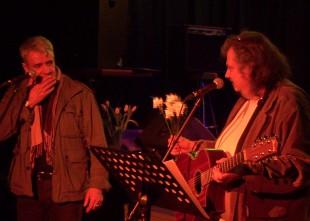 """Video: A.Čaks dzejā un dziesmās Matvejeva un Vilsona dubultalbumā """"Atzīšanās"""""""