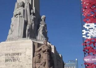 Video: Rīgā nosvinēti silti 4. maija svētki - emocionāli koncerti un LNMM atvēršana
