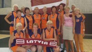 """Startē 12. PČ """"Maxibasketbolā"""", Latvijas izlases tiek pie pirmajām uzvarām"""