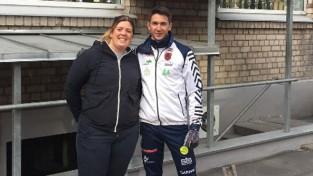 Rastorgujevs turpinās sadarbību ar norvēģiem, sācies darbs ar šaušanas treneri