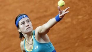 "Sevastova spēkosies ar kādreizējo ""French Open"" junioru čempioni Beku"