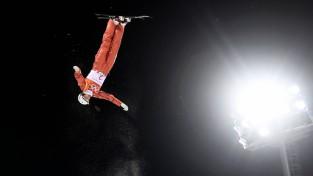 Huskova frīstailā izcīna pirmo medaļu Baltkrievijai