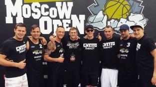 """Rīga Ghetto Basket"" uzvar pasaules ranga līderus, bet dramatiski zaudē pusfinālā"