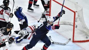 ASV vēlreiz pieveic Kanādu un godam nopelna bronzas medaļas