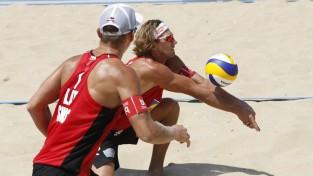 Nīderlandē startēs Eiropas čempionāts pludmales volejbolā