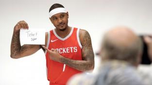 """ESPN: """"Rockets"""" piekritusi Entonija aizmainīšanai uz """"Bulls"""""""