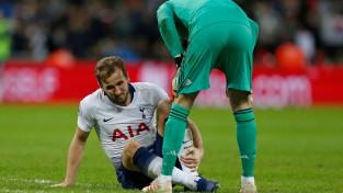 """Keins traumas dēļ nevarēs pusotru mēnesi palīdzēt """"Tottenham"""""""