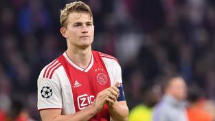 """Aģenta prasības apdraud """"Ajax"""" kapteiņa pārcelšanos uz """"Barcelona"""""""