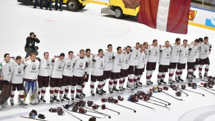 TV skatītāju vidū maijā dominējis pasaules čempionāts hokejā