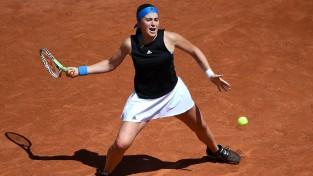 "Ostapenko bez cīņas pārvar ""French Open"" dubultspēļu turnīra otro kārtu"