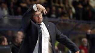 """""""Partizan"""" treneris Trinkjēri noliedz, ka jau ir vienojies par Latvijas izlases vadīšanu"""