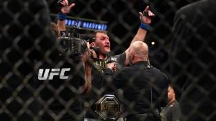 Miočičs sakauj Kormjē un atgūst UFC titulu, Diazs atgriežas ar uzvaru