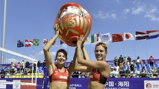 Kravčenoka/Graudiņa finišē vareni un Latvijai sarūpē olimpisko kvotu