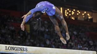 Bailsa kļūst par visu laiku titulētāko pasaules čempionātu sportisti