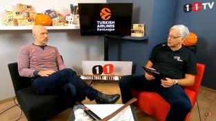 Video: Ģenerālis un Bukmeikers par Eirolīgu: mūsējie, sezonas MVP, līgas nākotne