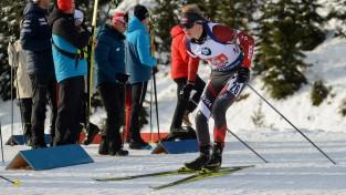 Misem trīs kļūdas šaušanā un 48. vieta sprintā