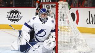 NHL nedēļas zvaigznes - divi vārtsargi un viens aizsargs