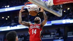 """Milvoki revanšējas """"Celtics"""", Ingrema karjeras spēlē """"Pelicans"""" pārtrauc """"Jazz"""" sēriju"""