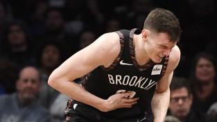"""Kurucs pirms trim nedēļām atgriezies Bruklinā, redz variantus sērijā pret """"Raptors"""""""