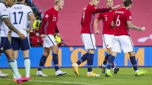 Norvēģija izsauc otro sastāvu un dosies uz Nāciju līgas spēli pret Austriju