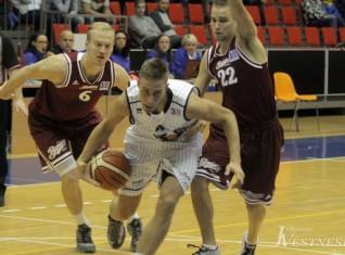 Aldaris LBL: vicelīderi klūp Jelgavā, Ventspils un Liepāja neapstājas