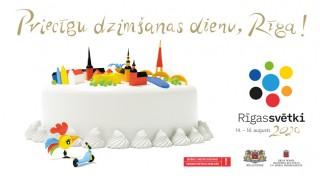 Rīgas svētkos plašs pasākumu klāsts ģimenēm ar bērniem un aktīvās atpūtas cienītājiem