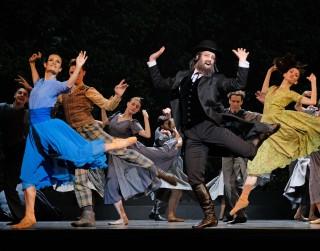 "Foto: Notikusi Karlsona un Leimaņa baleta ""Antonija #Silmači"" pasaules pirmizrāde"