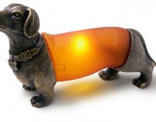 Foto: Lai top gaisma jeb interesanta dizaina lampas