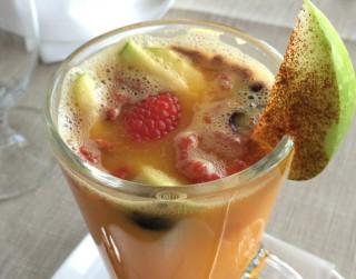 Smiltsērkšķu un medus dzēriens ar ingveru veselībai