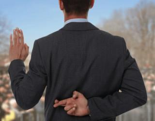 9 frāzes, kas liecina par meliem