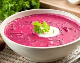 #1 Vasaras zupu karaliene – aukstā zupa. 5 receptes