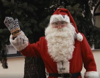 Video: Ziemassvētku vecītis meklē palīdzību!