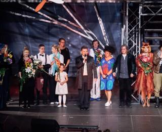 """Foto: Latvijas Jaunatnes teātra šīs sezonas pirmā pirmizrāde - """"Mazais princis"""""""