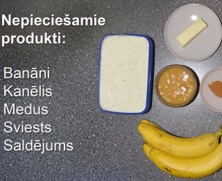 Fotorecepte: Cepti banāni soli pa solim
