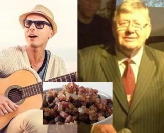 Video: Kas Ziemassvētku galdā dziedātājiem Donam un Ojāram Grīnbergam?
