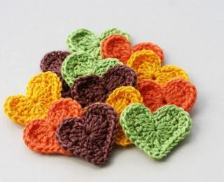 Tamborētas sirsniņas. 3 dažādas shēmas