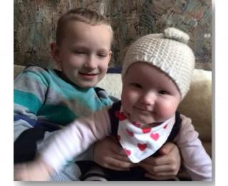 Palīdzēsim mazajiem Valteram un Katrīnai izglābt mammu