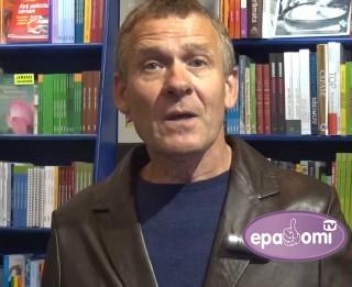 Video: Dakteris Bebrišs prezentē jaunu grāmatu ESI PATS UN JŪTIES LABI!