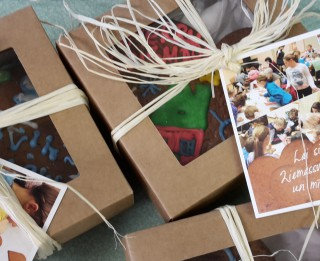 BENU aptiekās uzsākta SOS bērnu ciematu  Ziemassvētku labdarības kartīšu tirdzniecība