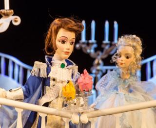 Decembrī Leļļu teātra krievu trupā divas pirmizrādes