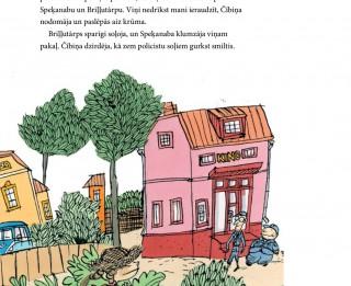 """Kā izturēties pret bērnu sāncensību un ķildām? Ar humoru–  komisks stāsts no Somijas """"Salmenīte ,Čībiņa un negantais skolasbērns"""""""