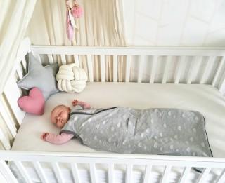 Pirmā gultiņa mazulim — kas jāņem vērā tās izvēlē