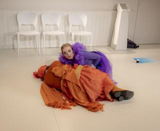 """Mihails Gruzdovs Dailes teātrī iestudējis izrādi """"Smilšu cilvēciņi"""""""