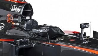 """Foto: """"McLaren"""" pirms Spānijas """"Grand Prix"""" maina formulu krāsojumu"""